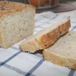 Domowy chlebek czosnkowy – przepis