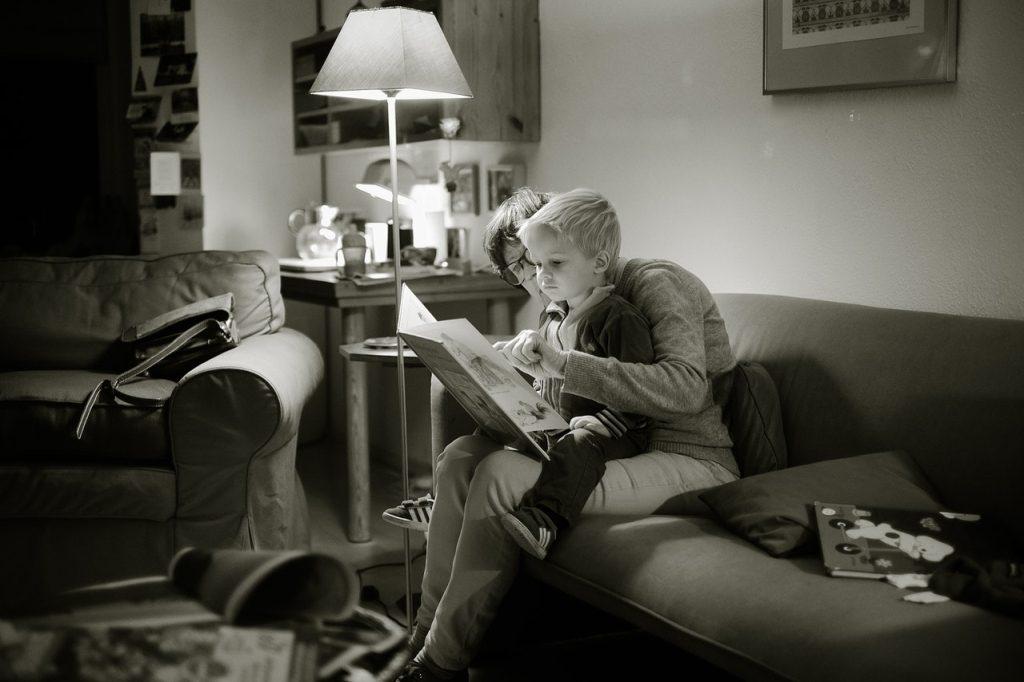 Dlaczego warto czytać dzieciom książki.
