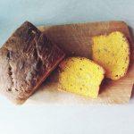 Chleb dyniowy. Pieczywo o wyjątkowym kolorze.