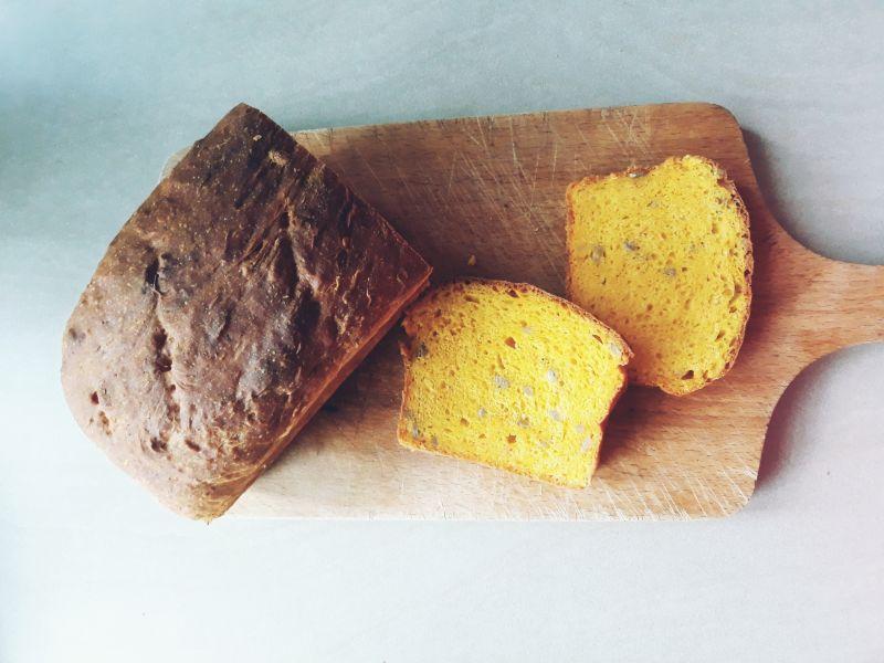 chleb dyniowy.