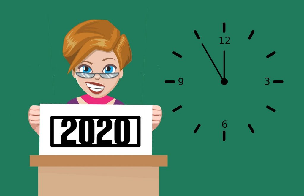 postanowienie na nowy rok 2020